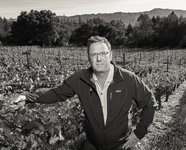 Pete Richmond - Vineyard Manager